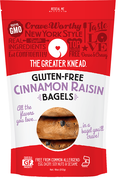 Sweet Note Gluten-Free Bagels