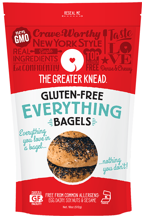 Greater Knead Gluten-Free Bagels